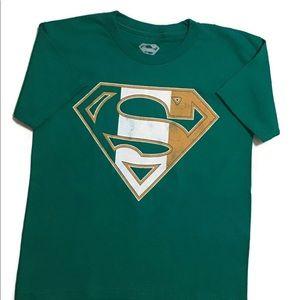 Boys Superman Logo. Tee S